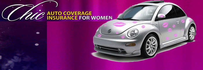 Chic auto Insurance For Women